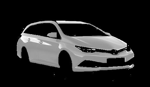 Цвета кузова Auris Touring Sports Hybrid